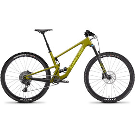 Santa Cruz Tallboy 4 C R-Kit, Rocksteady Yellow/Yellow